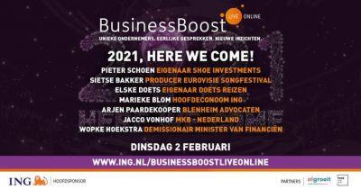 Sprekersoverzicht BusinessBoost 2-2-2021