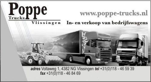 Poppe Trucks Vlissingen B.V. - http://www.poppe-trucks.nl