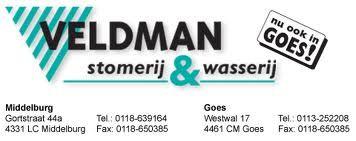 Stomerij & Wasserij Veldman - www.stomerijveldman.nl