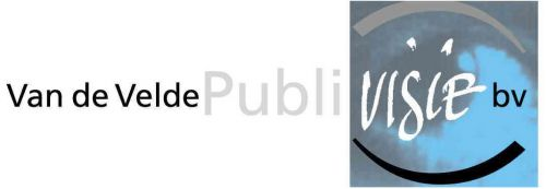 Van de Velde Publivisie B.V. - geen